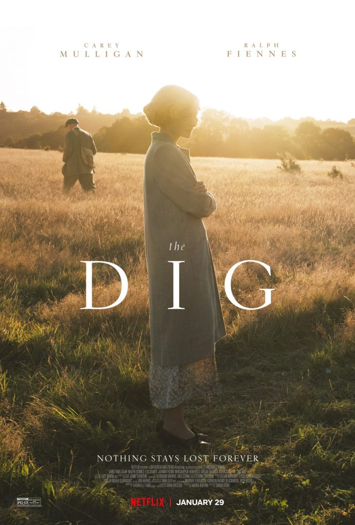 The Dig (2021) : กู้ซาก