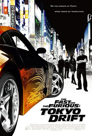 The Fast and the Furious Tokyo Drift